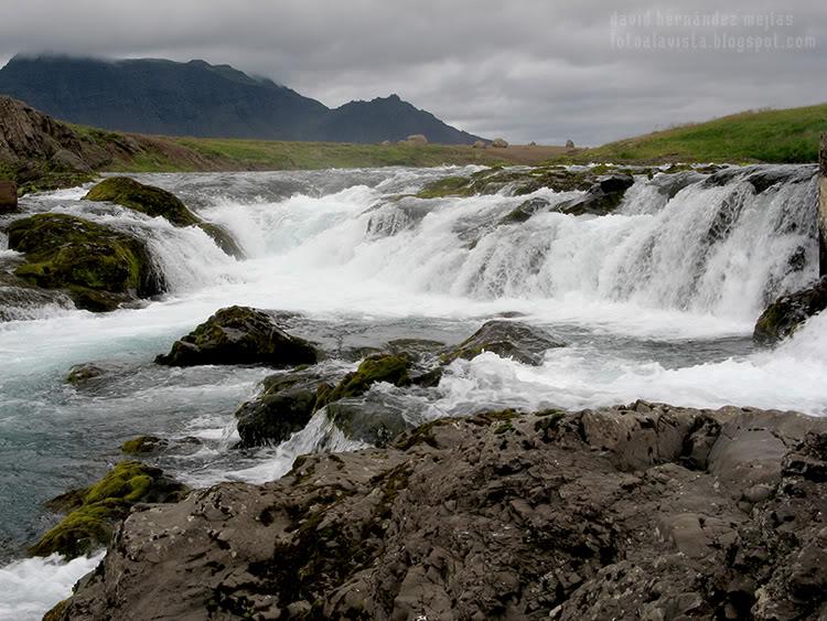 Rápidos islandeses
